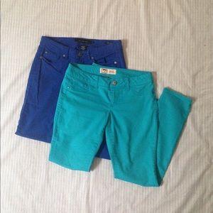 Set of Skinny Jeans